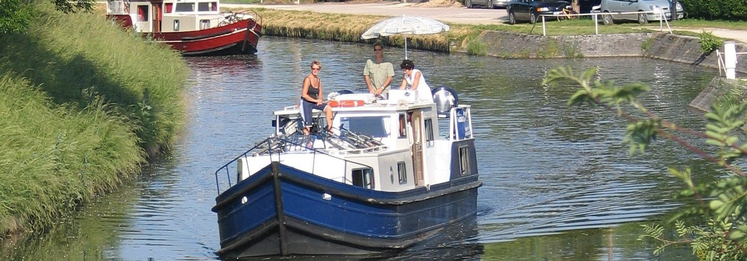 CANAL BOAT HOLIDAYS IN FRANCE 2017 - MIDI AND BURGUNDY