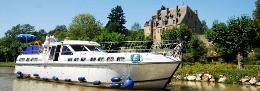 canal boat vacations france: canal du midi and burgundy