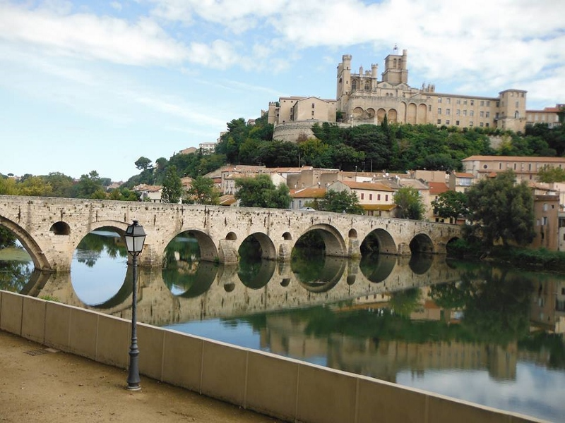 FRENCH CANAL BOAT HIRE WITH CAPTAIN - DAY TRIPS OR 6-14