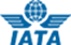 IATA logo - I'm NOT a member though!