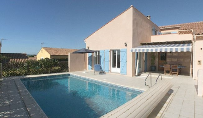 villa rental south france